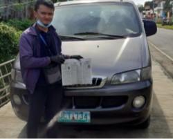 Hyundai Starex Van
