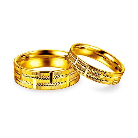 Beloved Collection Match Your Pair of Wedding Rings collection「愛意相通」Rings