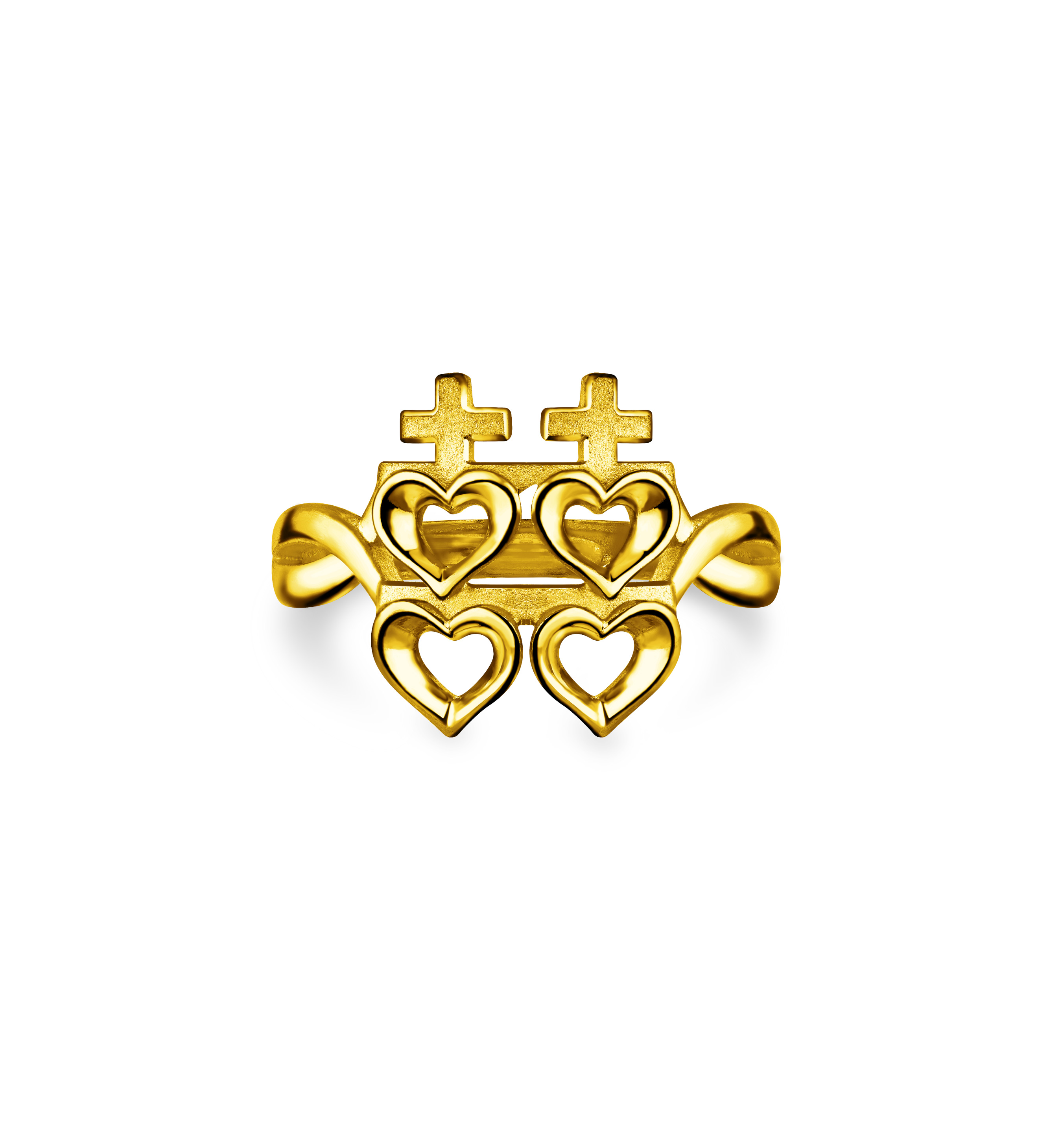 Beloved Collection Blissful Union Ring