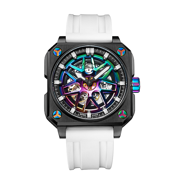 Double Racer Skeleton Automatic