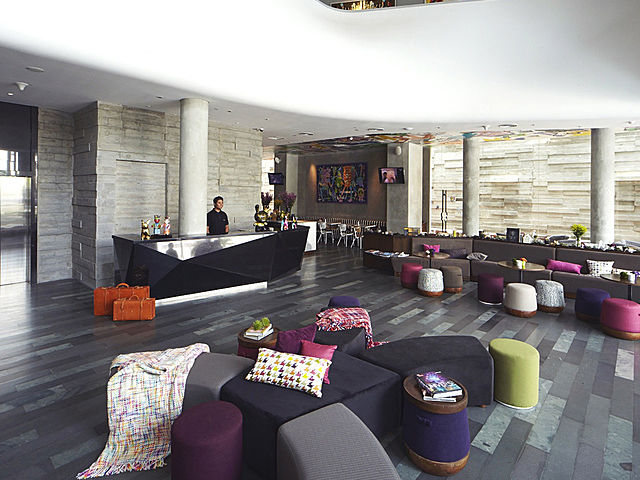 Huge and spacious event space at ROCA, ARTOTEL Thamrin - Jakarta
