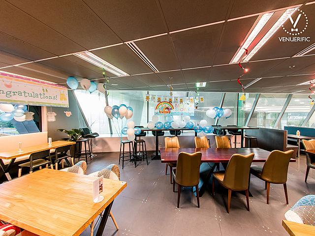 Dulcet & Studio @ UIC Building