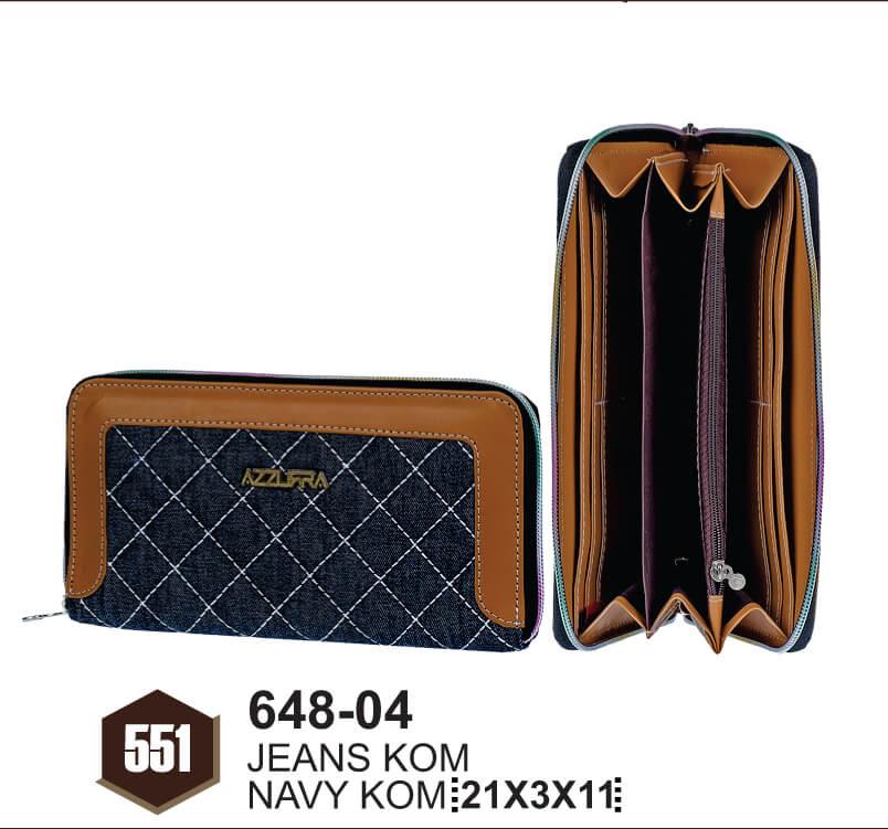 Krinkz Store -  Dompet Wanita / Dompet Premium - 648-04