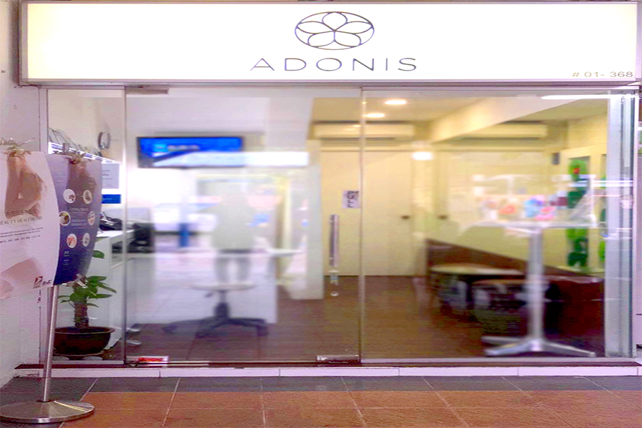 ADONIS BEAUTY ADONIS BEAUTY - Bukit Batok Central Latest Promotions, Services, Operating Hours - Daily Vanity Salon Finder