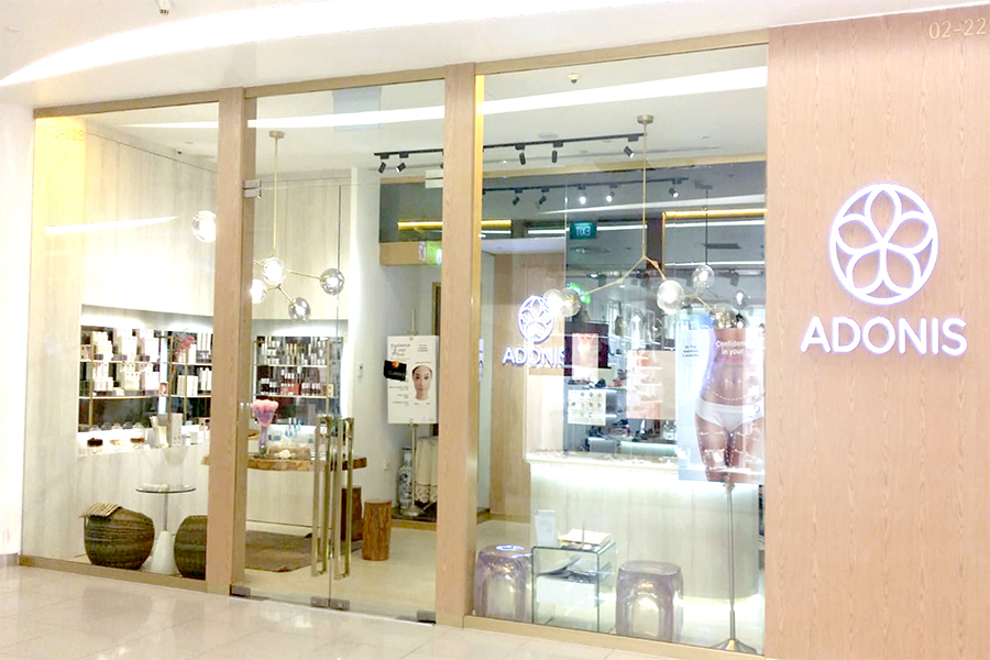 ADONIS BEAUTY ADONIS BEAUTY - Vivo City Latest Promotions, Services, Operating Hours - Daily Vanity Salon Finder