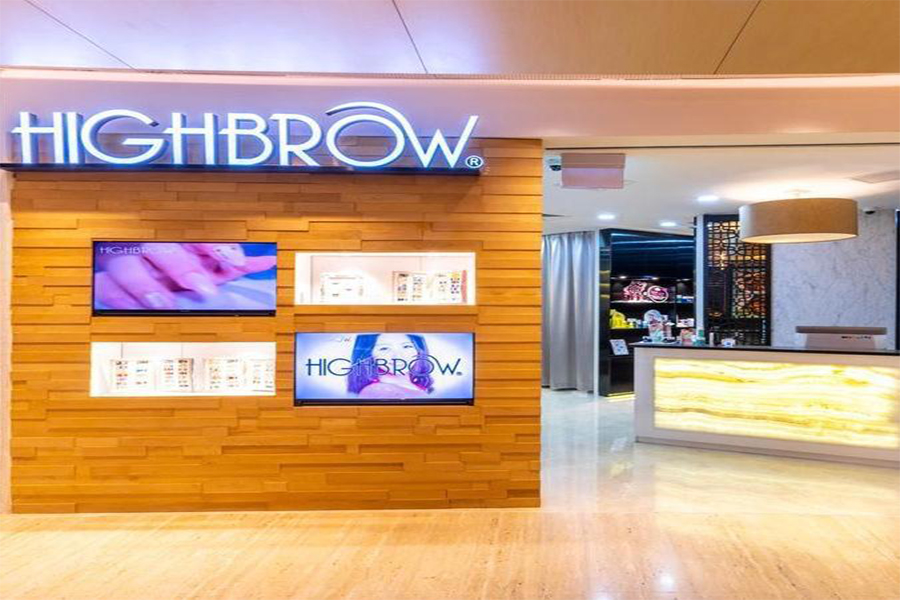 Highbrow High Brow - Capitol Piazza Latest Promotions, Services, Operating Hours - Daily Vanity Salon Finder