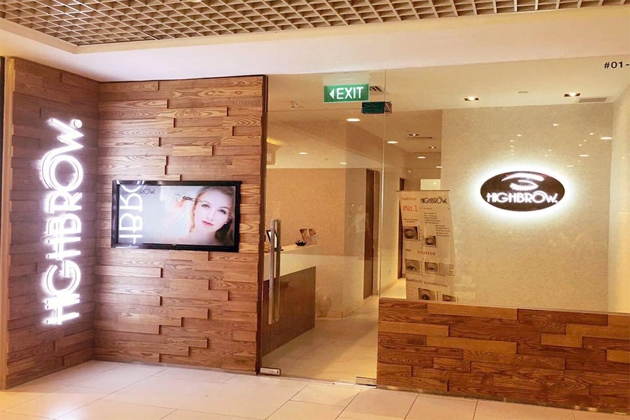 Highbrow High Brow - Parkway Parade Latest Promotions, Services, Operating Hours - Daily Vanity Salon Finder