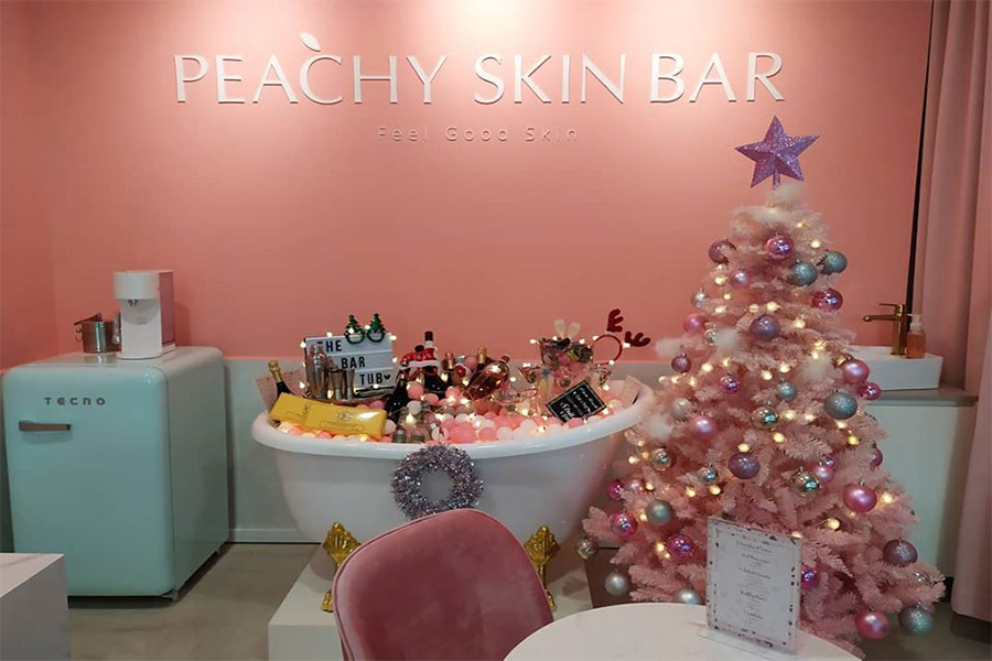 PEACHY SKIN BAR PEACHY SKIN BAR - City Gate Latest Promotions, Services, Operating Hours - Daily Vanity Salon Finder