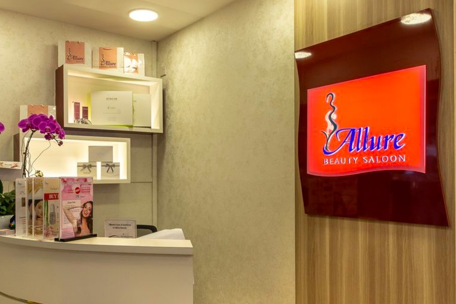 Allure Beauty Saloon Allure Beauty Saloon - West Mall Latest Promotions, Services, Operating Hours - Daily Vanity Salon Finder