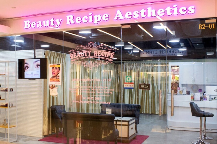 Beauty Recipe Beauty Recipe - Orchard Gateway Latest Promotions, Services, Operating Hours - Daily Vanity Salon Finder