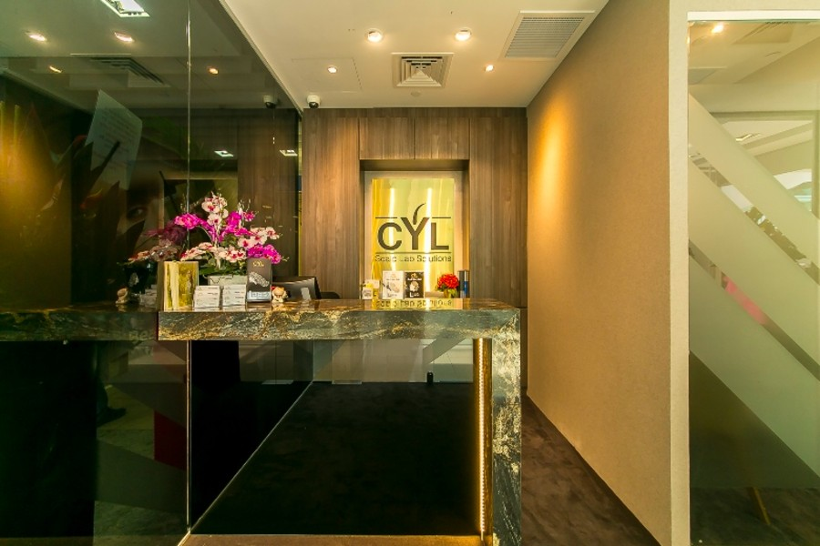 CYL Scalp Lab Solutions CYL Scalp Lab Solutions - The Central Latest Promotions, Services, Operating Hours - Daily Vanity Salon Finder