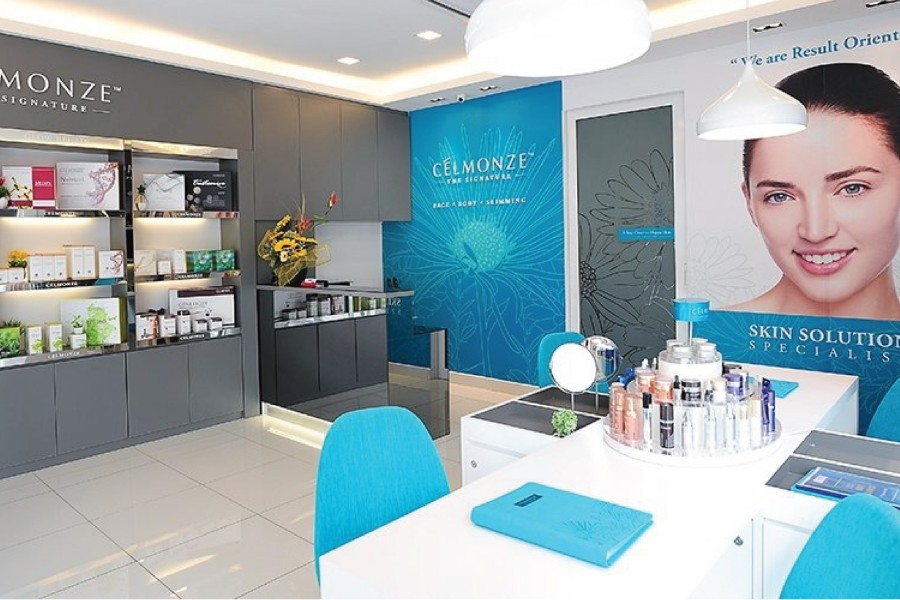 Celmonze The Signature Celmonze The Signature - Heartland Mall Kovan Latest Promotions, Services, Operating Hours - Daily Vanity Salon Finder