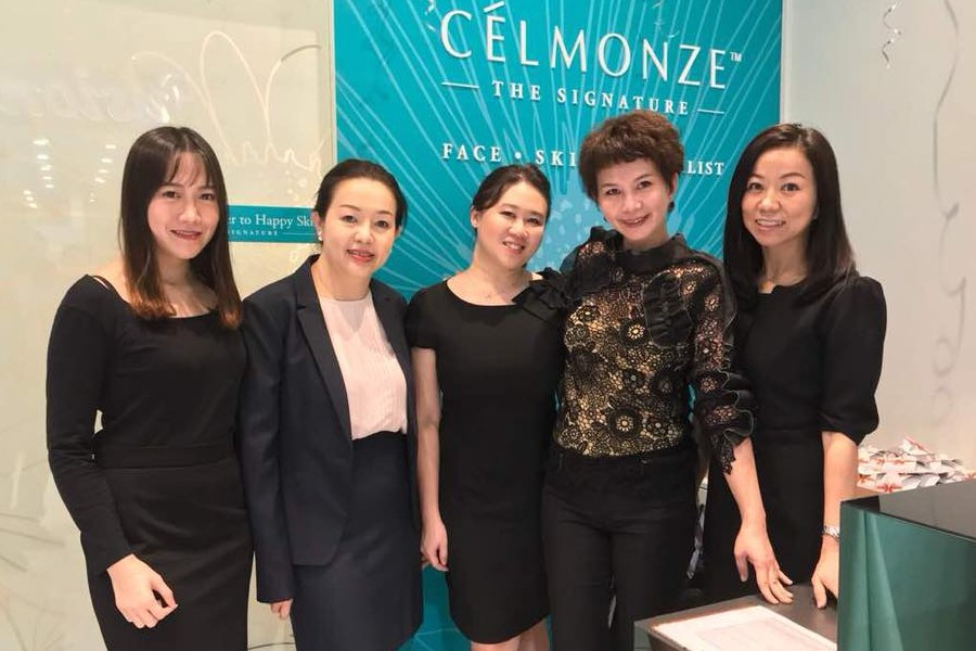 Celmonze The Signature Celmonze The Signature - Rivervale Mall Latest Promotions, Services, Operating Hours - Daily Vanity Salon Finder