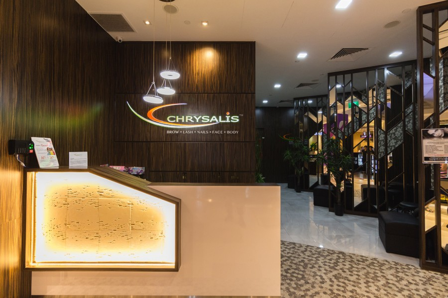 Chrysalis Spa Chrysalis Spa - Bedok Mall Latest Promotions, Services, Operating Hours - Daily Vanity Salon Finder