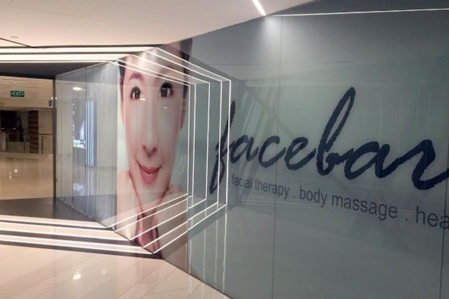Facebar n Skin Facebar n Skin - International Plaza Latest Promotions, Services, Operating Hours - Daily Vanity Salon Finder