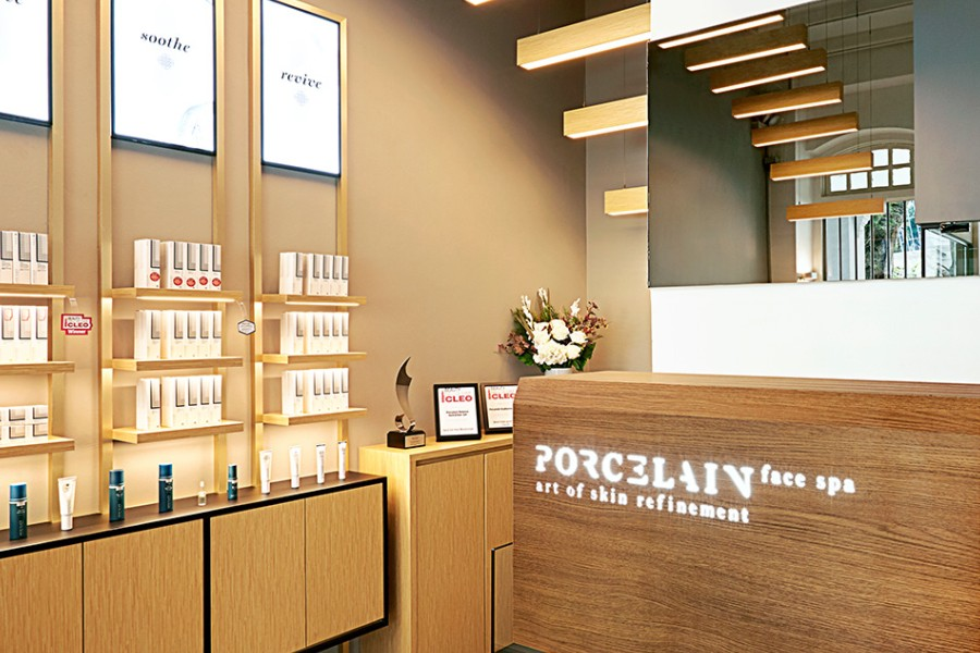 Porcelain Porcelain - Face Spa Latest Promotions, Services, Operating Hours - Daily Vanity Salon Finder