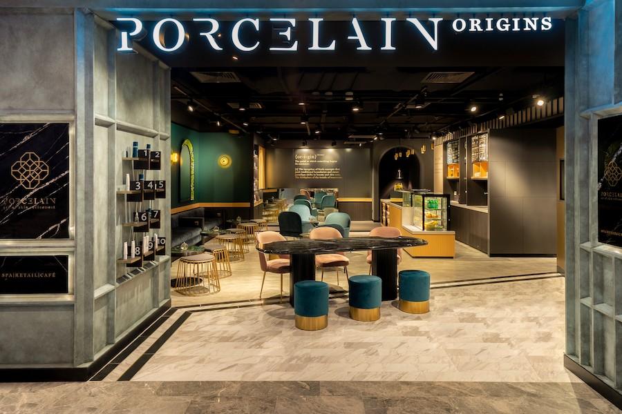 Porcelain Porcelain - Origins Latest Promotions, Services, Operating Hours - Daily Vanity Salon Finder