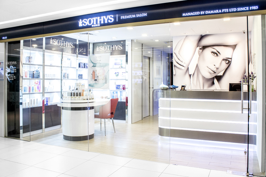 SOTHYS Premium Salon SOTHYS Premium Salon - 100AM Latest Promotions, Services, Operating Hours - Daily Vanity Salon Finder