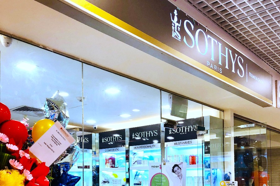 SOTHYS Premium Salon SOTHYS Premium Salon - Heartland Mall Latest Promotions, Services, Operating Hours - Daily Vanity Salon Finder