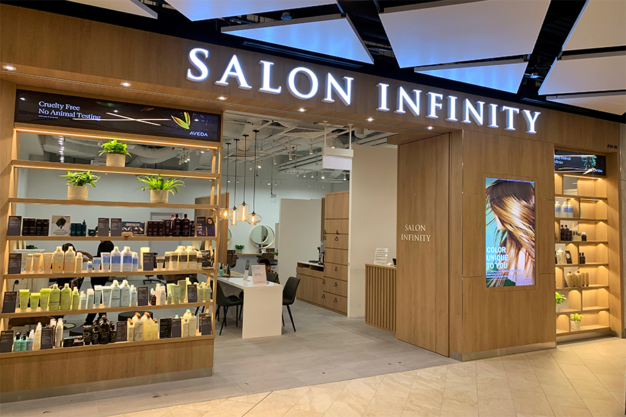 Salon Infinity Salon Infinity - Suntec City Mall Latest Promotions, Services, Operating Hours - Daily Vanity Salon Finder