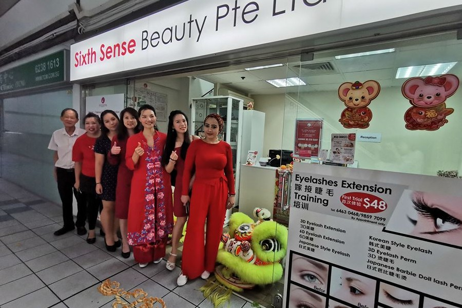 Sixth Sense Beauty Sixth Sense Beauty - Beauty World Centre Latest Promotions, Services, Operating Hours - Daily Vanity Salon Finder