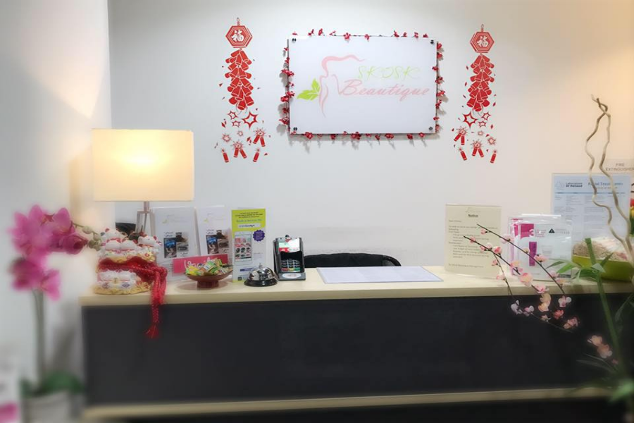 Skosk Beautique Skosk Beautique - NUS Latest Promotions, Services, Operating Hours - Daily Vanity Salon Finder