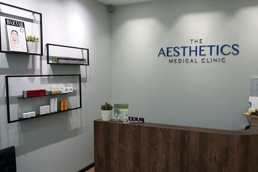 The Aesthetics Medical Clinic The Aesthetics Medical Clinic - Paragon Latest Promotions, Services, Operating Hours - Daily Vanity Salon Finder