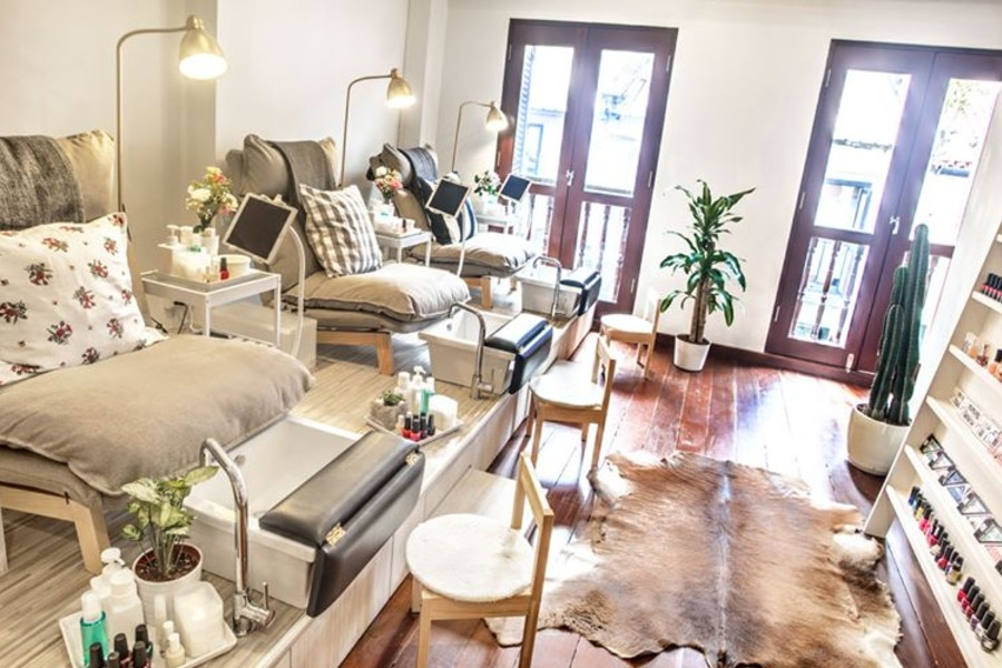 The Nail Social The Nail Social - Haji Lane Latest Promotions, Services, Operating Hours - Daily Vanity Salon Finder