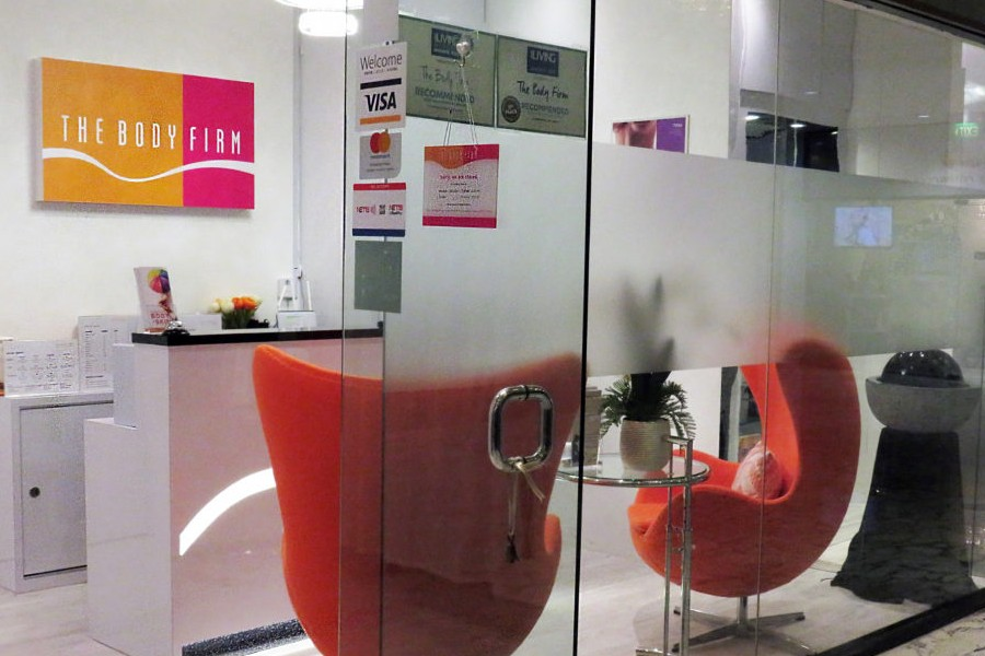 The Body Firm The Body Firm - Orchard Latest Promotions, Services, Operating Hours - Daily Vanity Salon Finder