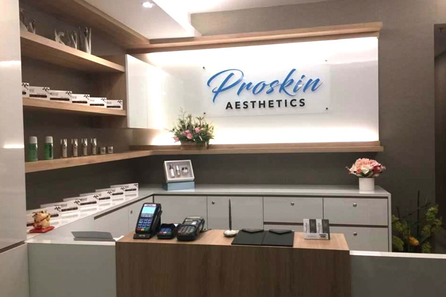 Proskin Aesthetics Proskin Aesthetics - International Plaza Latest Promotions, Services, Operating Hours - Daily Vanity Salon Finder