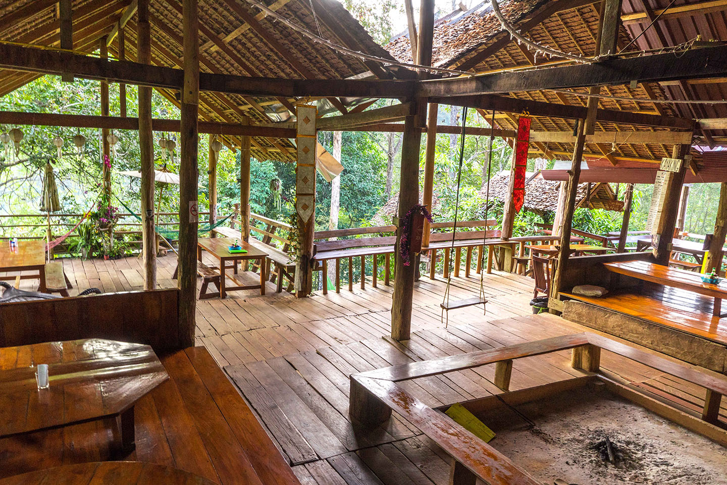 Cave Lodge Guest House & Adventure Tours Mae Hong Son Thailand