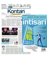 Harian Kontan + Intisari