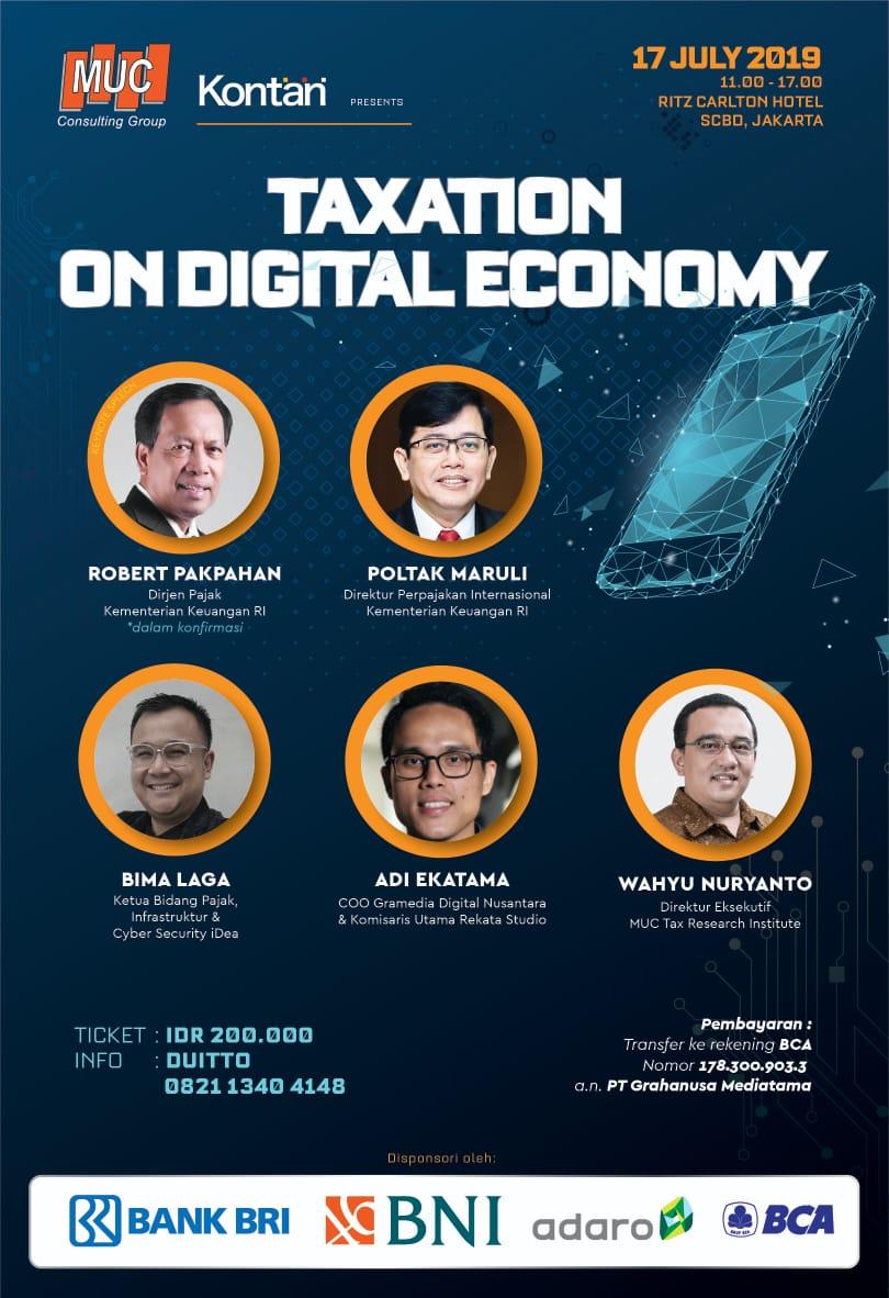 Taxation on Digital Economy