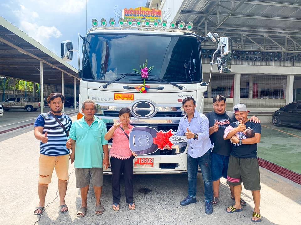 truck2hand profile ศุภกร ธนิภาวงษ์
