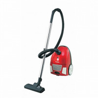 Power:1600W, Easy Carrying Handle, Speed Control on Body, Hose Swivel 360 degree Rotation, Full Bag Indicator, and  Automatic Cord Reqinder