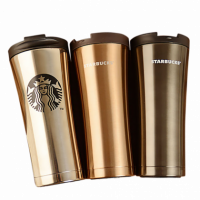Starbucks Thermos CUP Capacity: 500ML , Size: 20 * 7cm , Weight: 490G, Material : Steel, Heat preservation time: 20 degrees at room temperature. The boiling water (full) 12 hours after the water temperature is about 40 degrees.