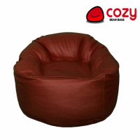 Couch Cozy Bean Bag. Richness to comfort.  Providing the cozy feel to back and arm. Style: Couch Use: Watching TV, Reading, Gaming or Just Relaxing. Primary Material: Rexine Premium quality EPS filing Comfortable and Convenient. Highly durable and washable with a damp cloth. Perfect for both Adults or kids. Easy to Move Around and Maintain.