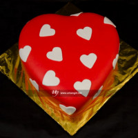 This single decker love themed Cake looks beautifully delicate that will certainly attract the attention of all the reception guests.  All cakes are baked with hygiene and quality in the top of our priority at our own state-of-the-art baking facility and quality checked twice by our expert QC team before delivery. You can send cakes or gifts to your loved ones in Nepal or shop online for yourself in Nepal with UG Bazaar, a pioneer in online shopping in Nepal.