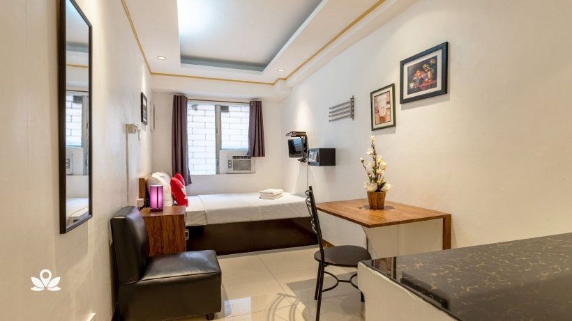 Book A Budget Room In Zen Rooms Basic Makati City Hall Manila