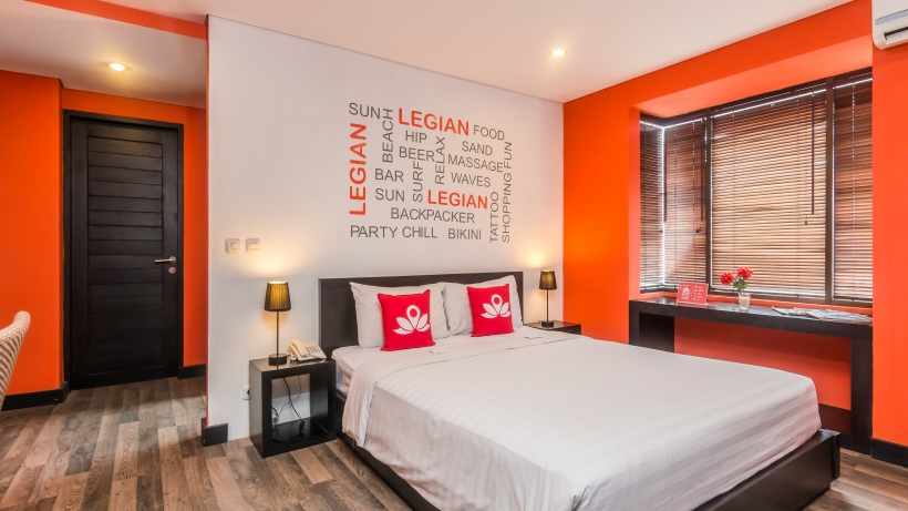 Book a budget room in ZEN Rooms Legian Troppozone Thematic, Bali