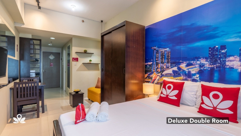 Book a budget room in ZEN Rooms Currency Ortigas, Manila