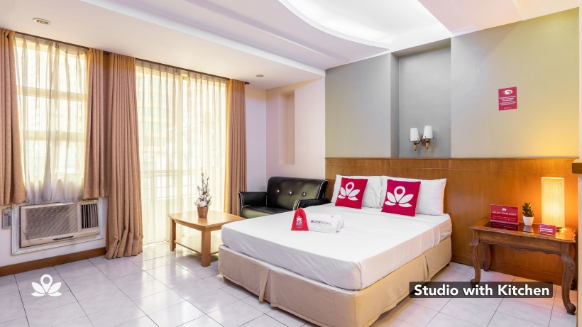 Book A Budget Room In Zen Rooms Alley 8 Makati Manila Philippines