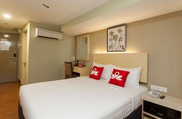Book A Budget Room In Zen Rooms Metro Hotel Kl Sentral