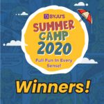Featured image: BYJU'S Summer Camp 2020 Winners