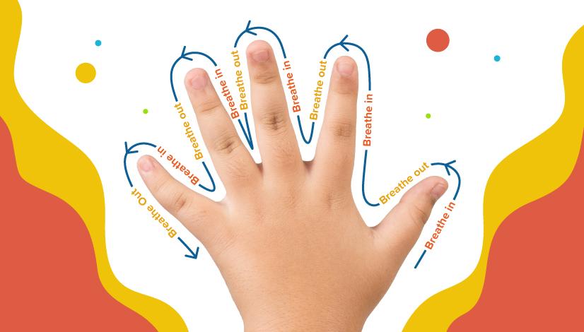 Finger breathing image 2
