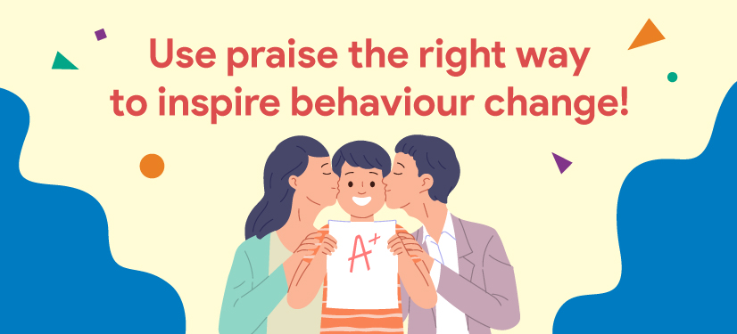 Using Praise Change Behaviour Kazdin Method