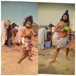 Memories of Holi