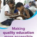 Making quality education accessible
