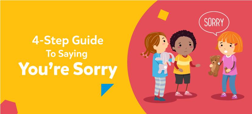 teaching children to apologize