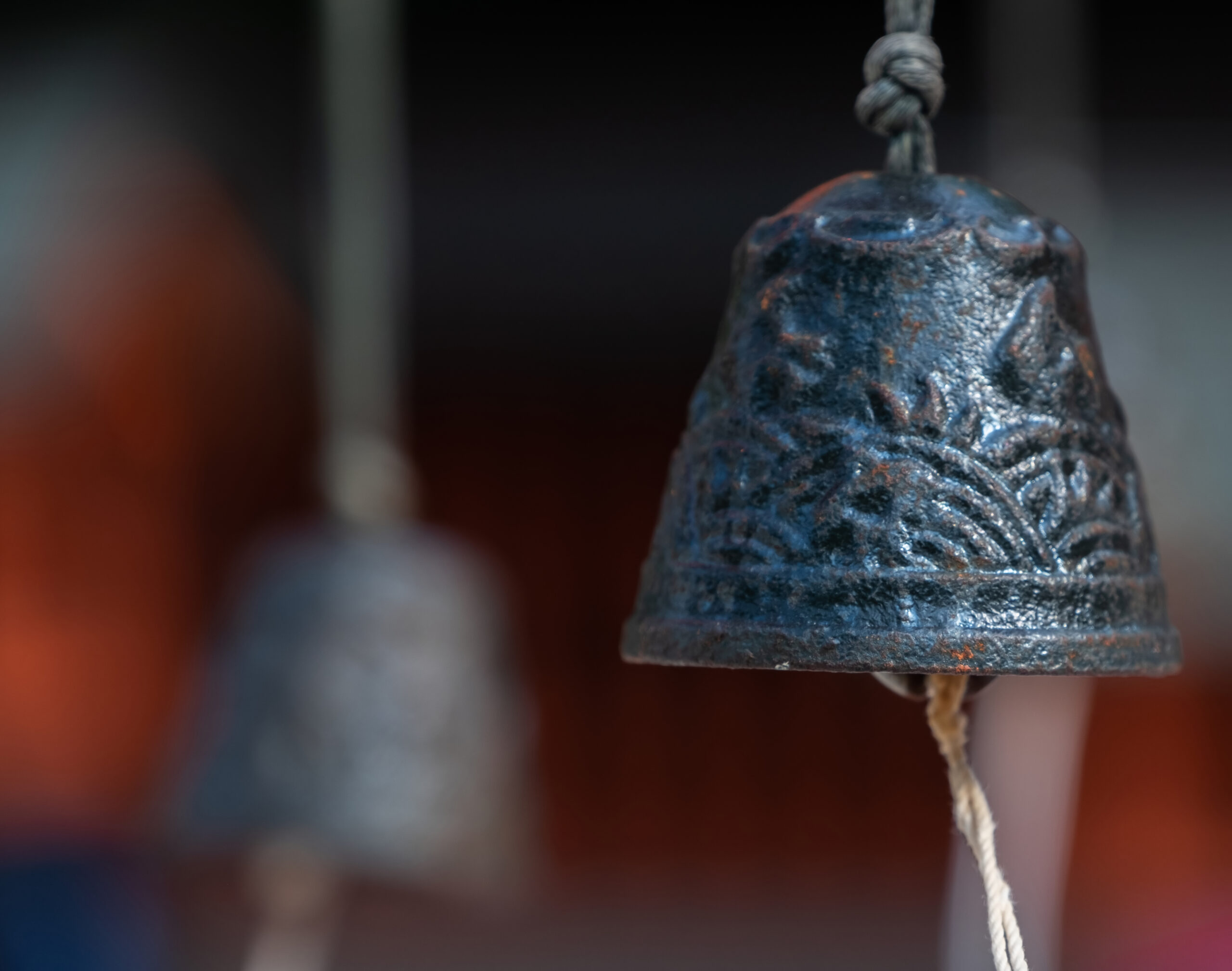 The temple bells are rung 108 times to welcome the New Year in Japan!